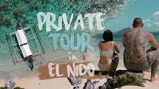 Private Tour in El Nido, Philippines   Combo Tour A, B and C