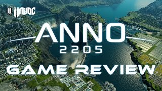 Anno 2205 Review   Good Looking Game, Not the Best Sim