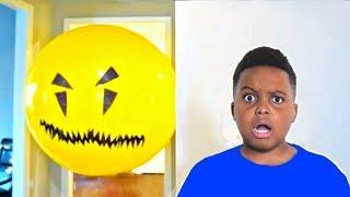 Giant Balloon vs Shiloh - Onyx Kids