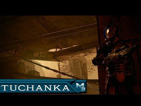 Mass Effect 3 - Tuchanka: City Ruins (Ambience)