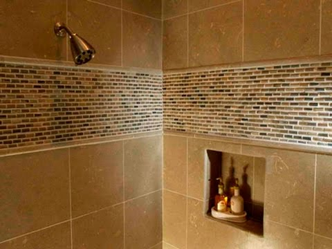 Best Tile Design For Small Bathroom - YouTube
