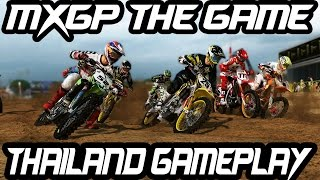 MXGP The Official Motocross Game: Thailand Gameplay