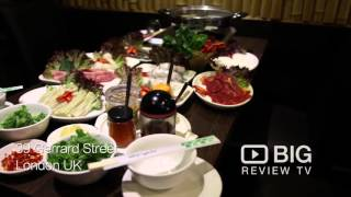 Restaurant | Suki Japanese & Hotpot | London | W1D 5QD | Video | Japanese Food | Review | Content