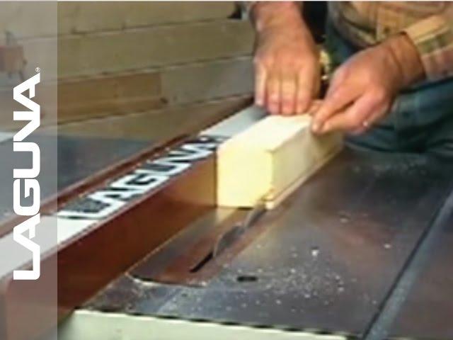 TS TSS Sliding Tablesaw - Woodworking - Laguna Tools