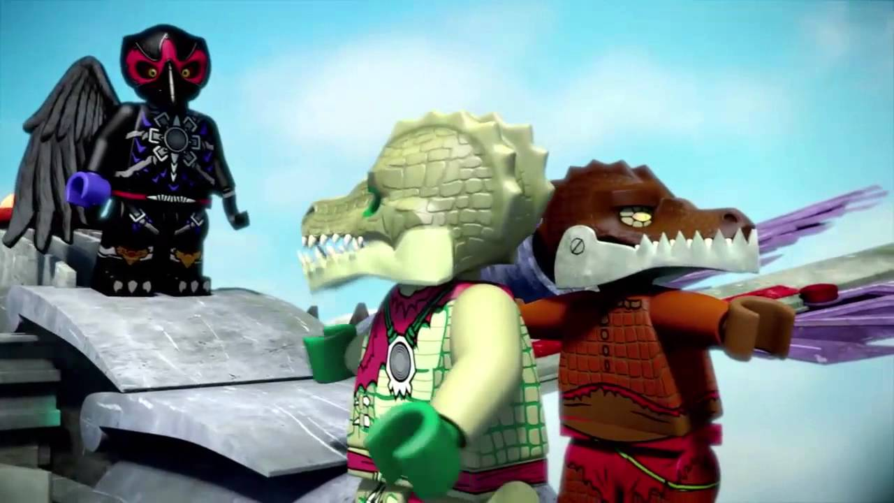 Lego Chima Coloring Pages Pdf : Lego chima films youtube one piece full episode english sub