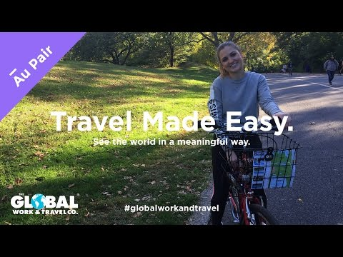Au Pair in the USA with Jaimee - The Global Work & Travel Co. Reviews