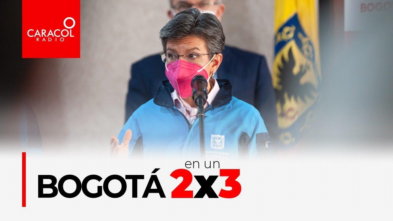 Alcaldesa Claudia López dio positivo para COVID-19 | Caracol Radio