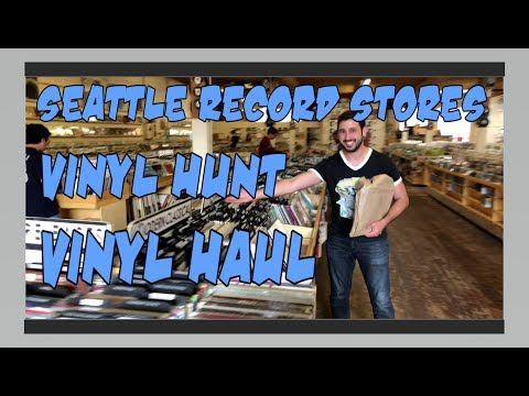 Best Seattle Record Stores: Cratedigging And Vinyl Haul