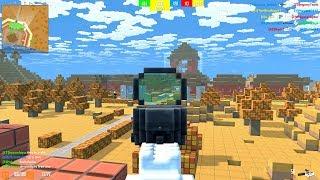 Hogaty i EKIPA w BLOCKADE 3D - GLOBAL UPDATE STEAM - Krytac + NTW-20 #01