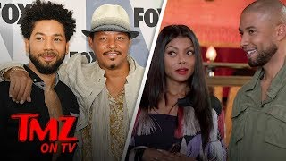 'Empire' Removes Jussie from Final Episodes of the Season | TMZ TV