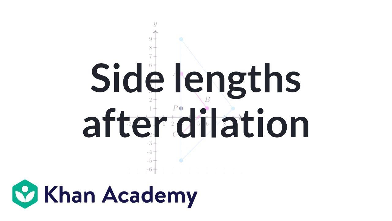Similarity And Dilation - Lessons - Tes Teach