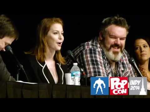 Game of Thrones Q&A Indy Pop Con 2014