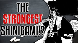 How Strong Is Kenpachi!?! (Bleach)