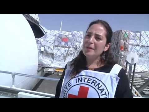 Second plane with medical assistance reaches Yemen