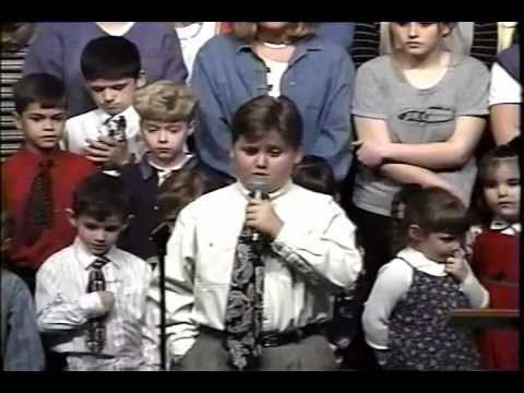 New Manna Youth Choir - This One Thing I Know