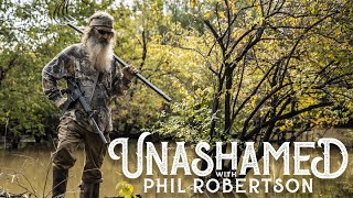 Phil Proves Self-Defense Iṡ Biblical, Jase's Scary Supper, and Animal Control Visits Willie | Ep 121