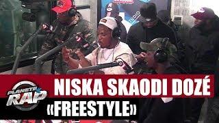 Freestyle Niska, Skaodi & Doze? #Plane?teRap