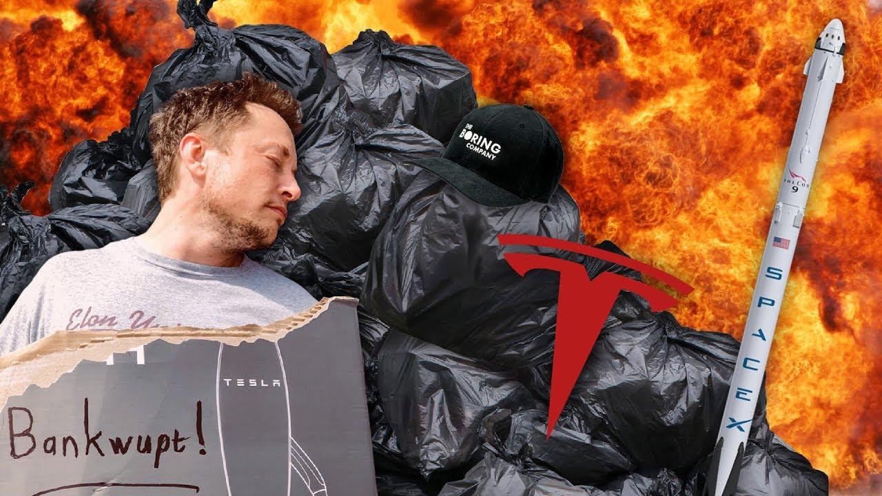 Elon Musk Is Broken, and We Have Broken Him