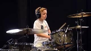 Wright Drum School - Louis Backwell - Foo Fighters - Wheels - Drum Cover