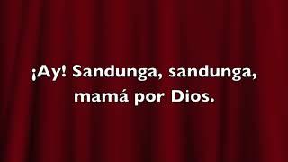 Download lagu ¡AY! SANDUNGA. VOZ ¡AH, QUE LA CANCIÓN!