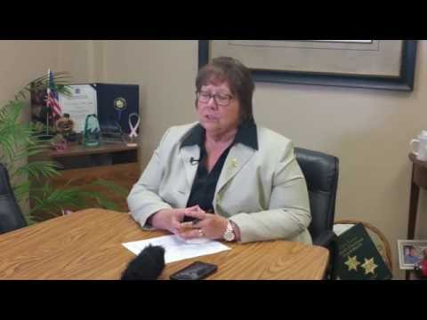 Fresno County Sheriff Margaret Mims Explains CCW Court Ruling