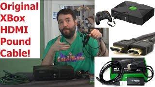 POUND Original XBox HDMI Cable! - Adam Koralik
