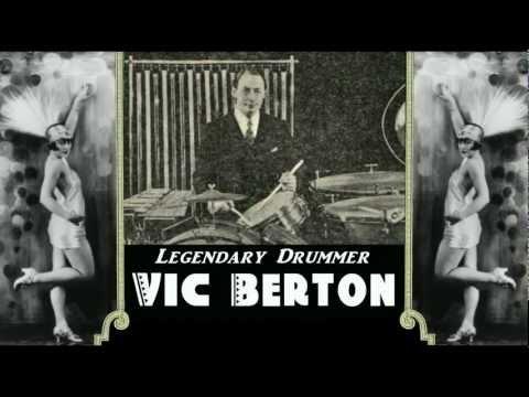 Hot Jazzmen of the 20's - Vic Berton - Rare Talkie!