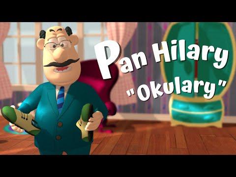 Okulary Pan Hilary Piosenki Dla Dzieci Z Płyty Melorymki