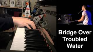 Bridge Over Troubled Water - John Legend - North Sea Jazz 2013 (Piano Cover by Amosdoll)