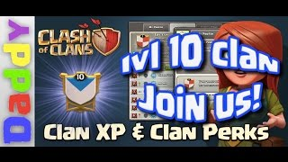 "Clash of Clans the ""Join my clan we are lvl 10!!!"" new update sneak peek 4"
