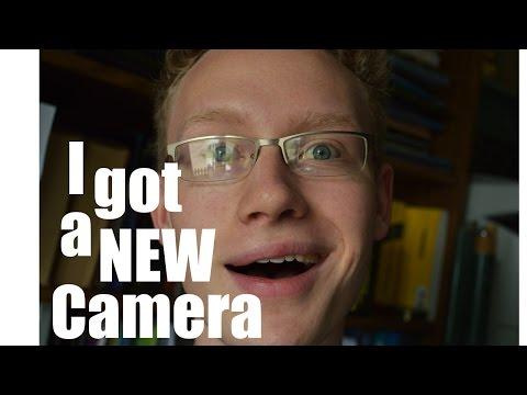 My Newest New Camera! VLog-ish Sort of Thing...