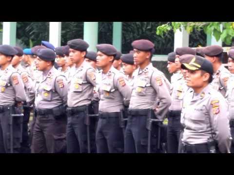Cover Lagu Polres Bogor Kota Cover : Armada - Pergi Pagi Pulang Pagi