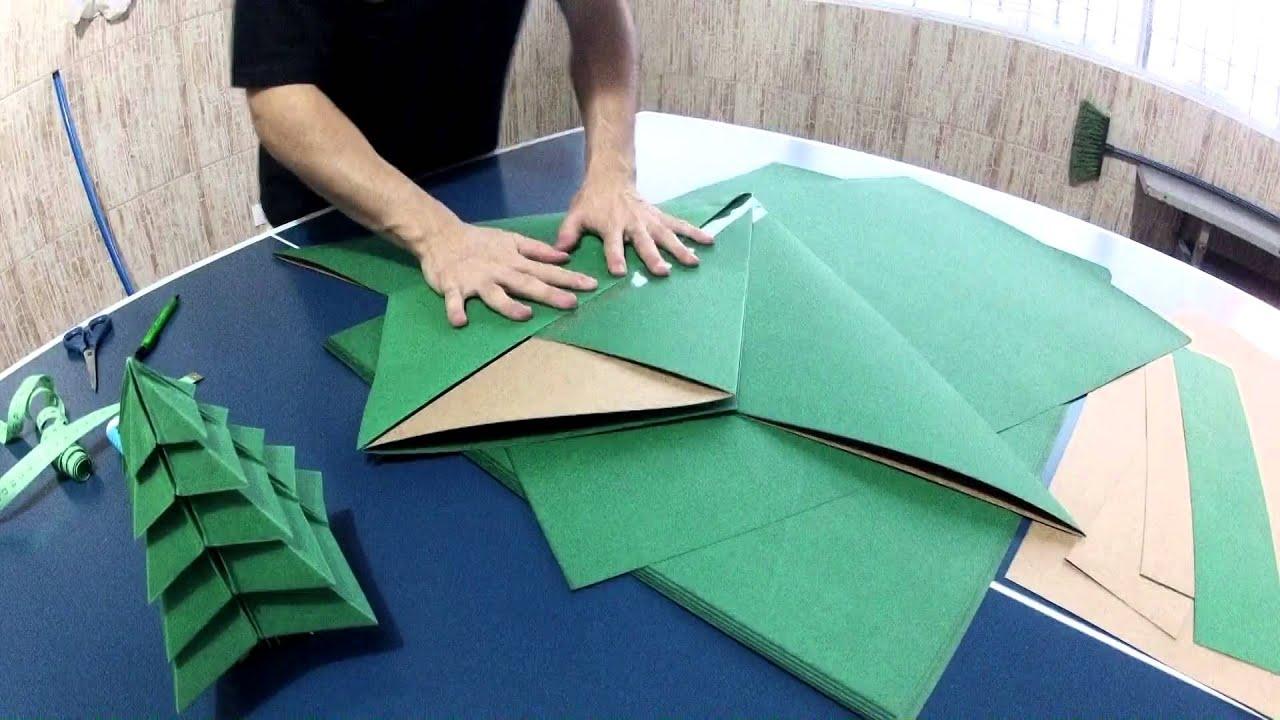 Big Origami Tree - YouTube - photo#28