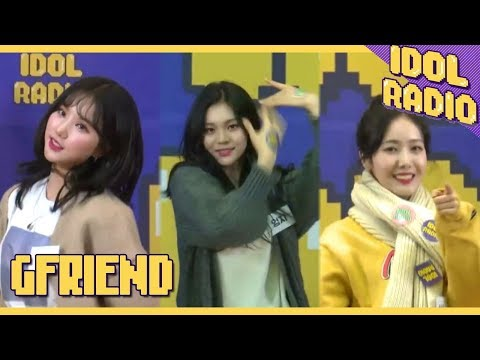 [IDOL RADIO]☆여자친구의 메들리 댄스!★