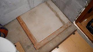 Делайте подиум под стиралку ч.2