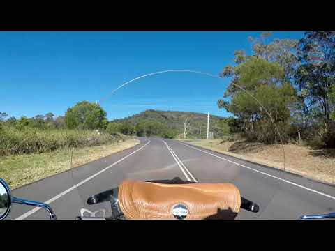 Motorcycle Ride From Wollongong To Berry Via The Scenic Route