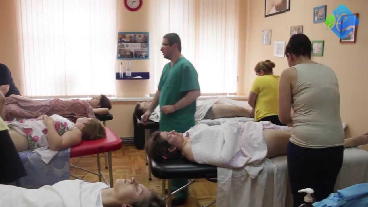 Курсы массажа Институт массажа и косметологии