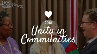 Unity in Communities Luncheon - July 24, 2018