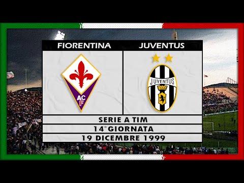 Serie A 1999-00, Fiorentina - Juve (Full, RU)