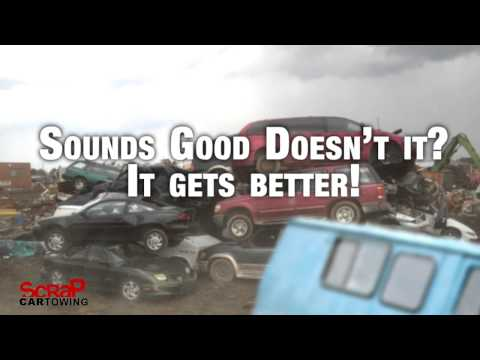 Scrap Car Towing -  Toronto Scrap Yard Car Towing