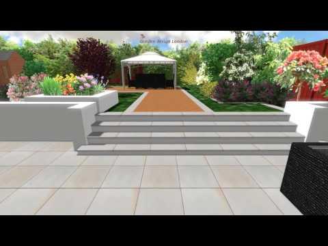 Garden visualiser