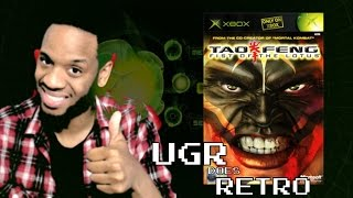UGR DOES RETRO: Tao Feng: Fist of the Lotus (XBOX)