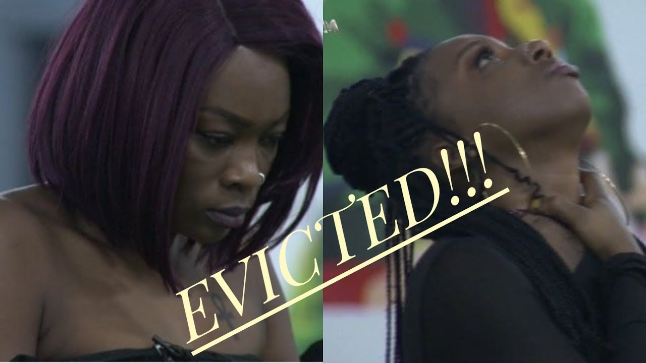 BIGGIE EVICTS ISILOMO & AVALA - First Sunday Live Show. #BigBrotherNaija