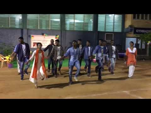Prison trainee officers Flash mob @ APCA, Vellore