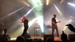 Fler Vibe Tour Huxleys World Berlin 12.02.2017 - Teil 1