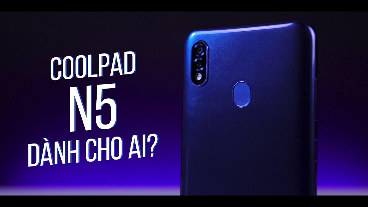Trên tay Coolpad N5 – Smartphone 2.7 triệu làm được gì?