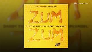 Zum Zum (bass boosted) - Daddy Yankee, Rkm &amp Ken-Y, Arcangel