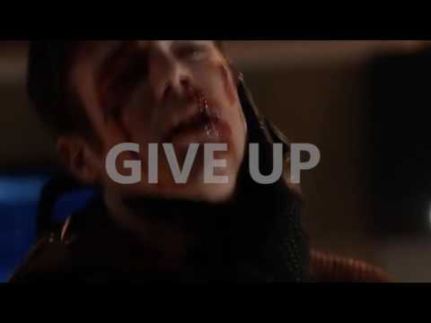 SIA-NEVER GIVE UP (lyrics) -THE FLASH