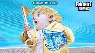 fortnite mèmes qui déverrouillé saison 10