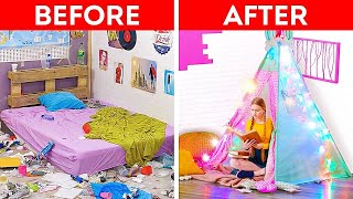 Cool and Easy Organizing And Decorating DIY Ideas For Your Bedroom